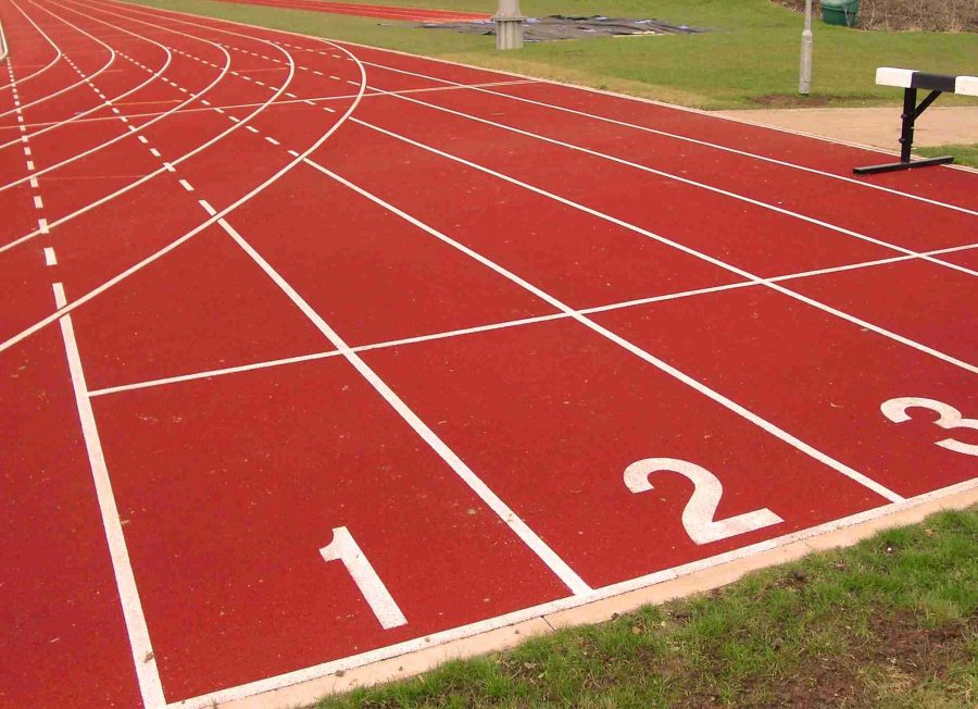 Girls Track Still Searching for First Win