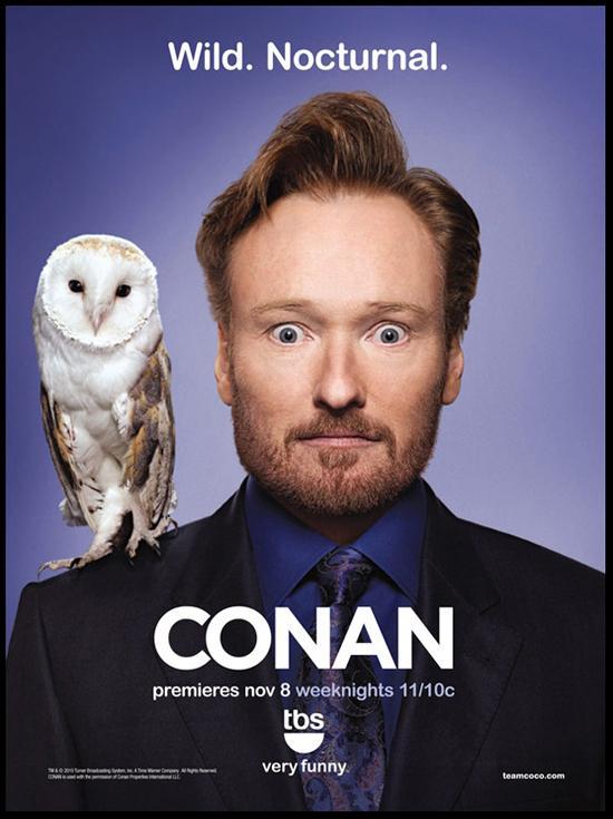 Conan O'Brien Makes His Triumphant Return to Late Night Television