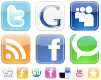 Social networking sites may cause an addiction.