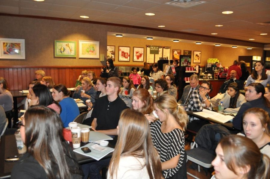 Poetry Reading provides a personal look at Walpole students