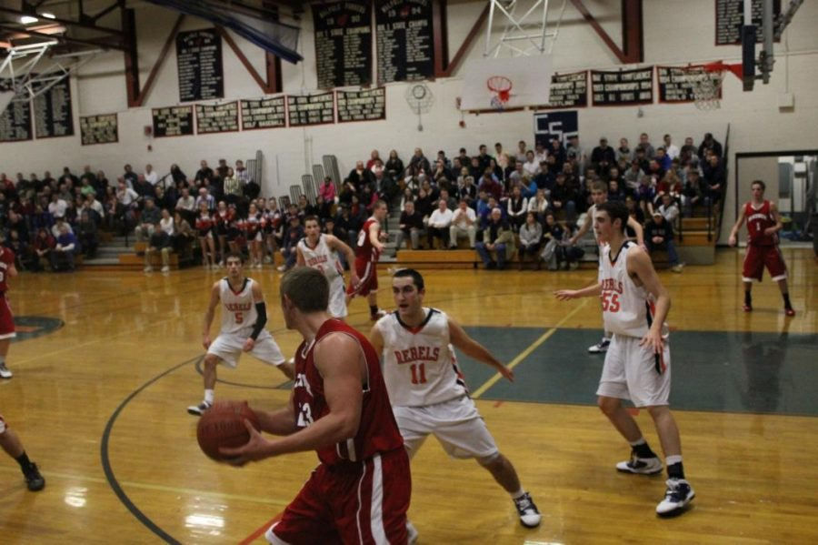 Donnellan Leads Rebels in Opening Night Victory