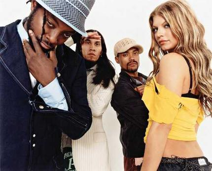 The Black Eyed Peas Showcase Vitality with