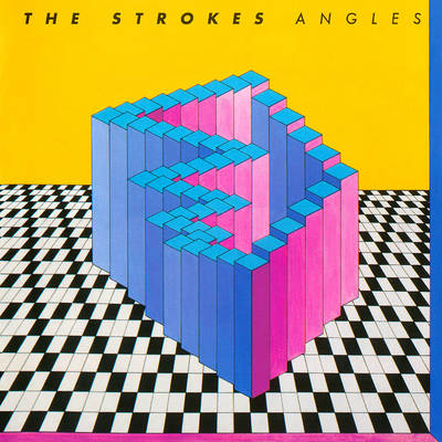 'Angles' fails to achieve The Strokes' past brilliance