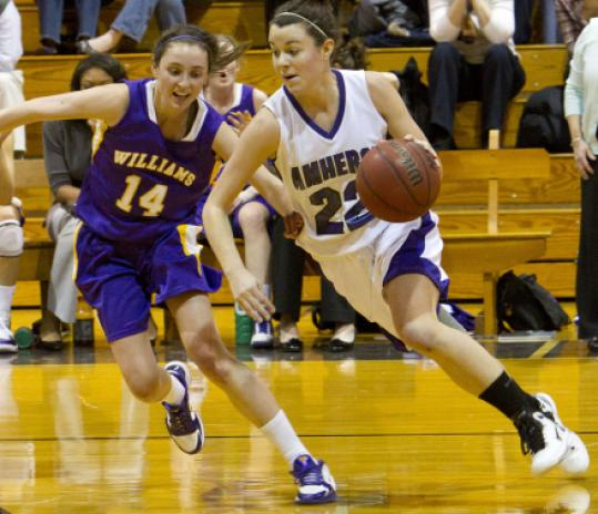 Former Walpole High basketball stand-out Caroline Stedman recently won the DIII National Championship and was named the tournament MVP.