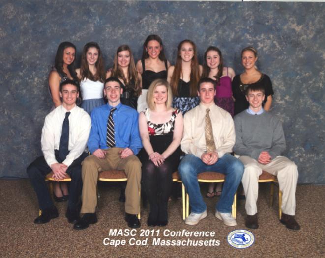WHS Student Council Wins Prestigious Award