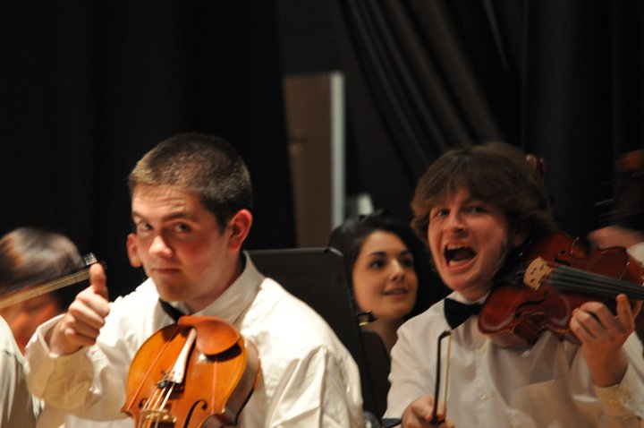 Music students excite audiences at Spring Concert