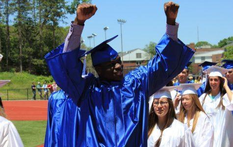 Walpole High School Says Farewell to 137th Graduating Class