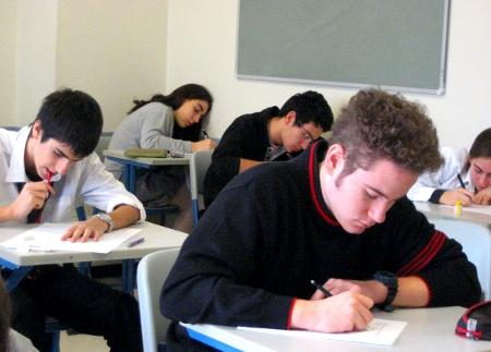 Students must decide if they want to take the SATs or ACTs