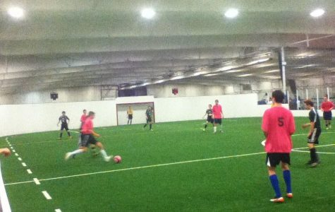 """Walpole Soccer Players Help to Find """"The Cure"""" to Breast Cancer"""