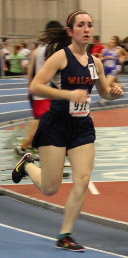 1000 runner speeds ahead to take first for Walpole.