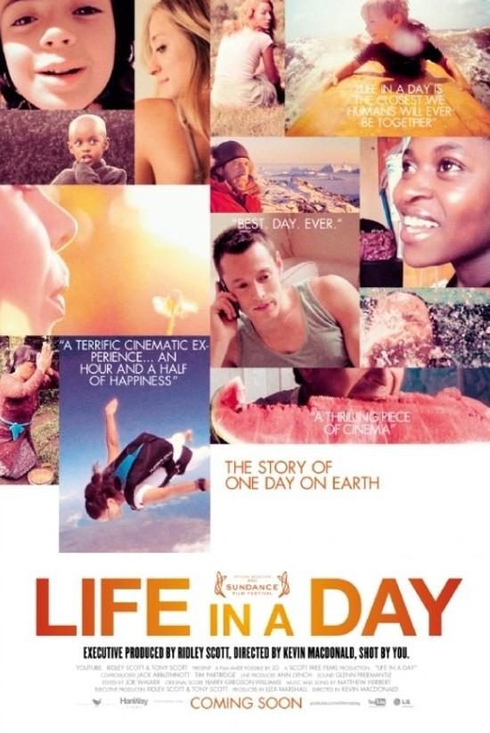 Created by YouTube, Life in a Day is a captivating documentary starring people from all corners of the world.