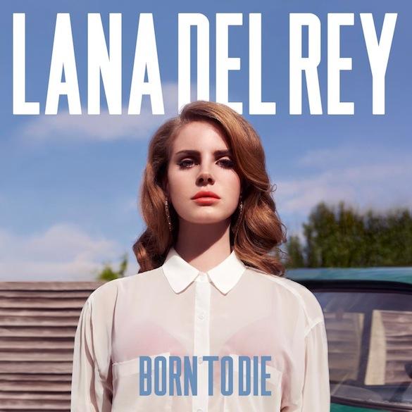 The album cover for Lana Del Rey's