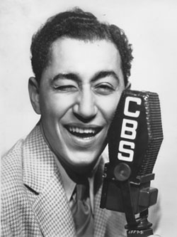 Louis Prima was a star throughout the 1950's