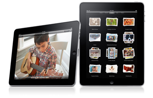 The new iPad 3 is being raffled off by the school to raise money to run extracurricular activities.