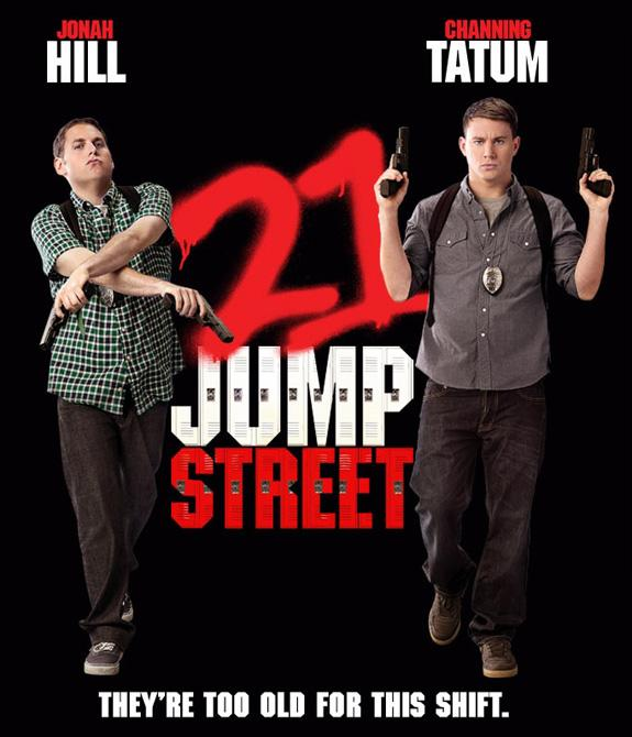 The Duo in 21 Jump Street, played by Jonah Hill and Channing Tatum, Keeps the Audience in Hysterics.