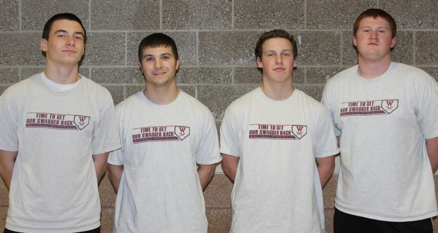 The Boys Baseball Captains. (Photo/Russell Ollis)