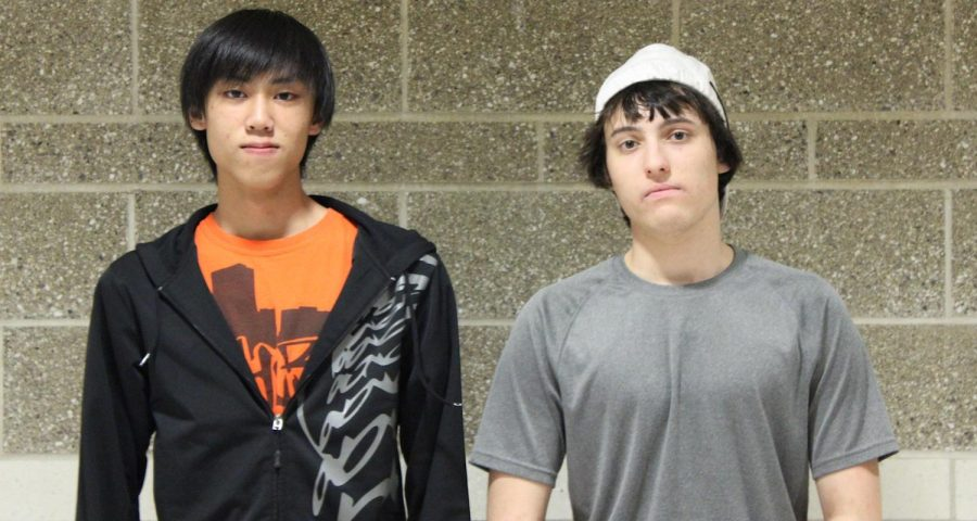 The Boys Tennis Captains. (Photo/Derek Caneja)