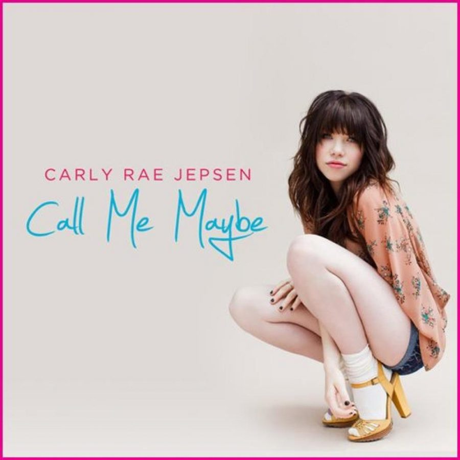 The latest pop hit Call Me Maybe is a big hit.
