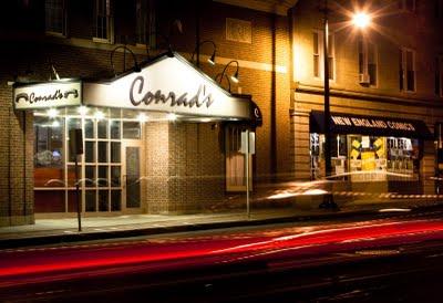 Conrad's Restaurant Opening in Walpole Center Summer 2012