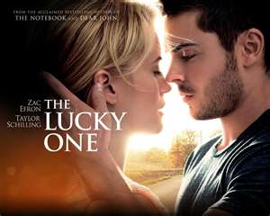 The Lucky One proves Successful for a Nicholas Sparks' Movie