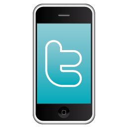 Twitter Application Provides a Healthy Addiction