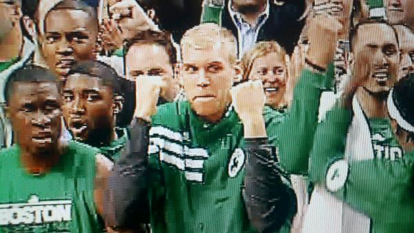With such enthusiasm from players like Stiemsma, the Celtics will surely go far.