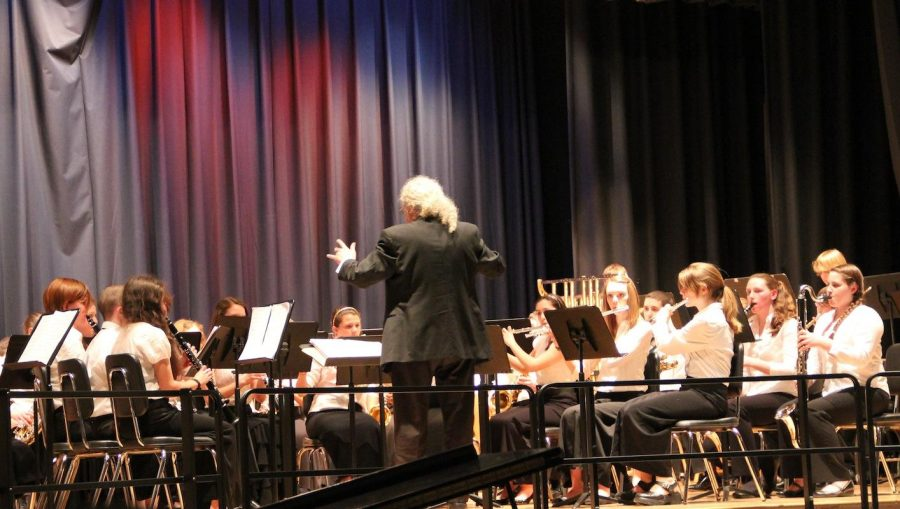 Music Department Performs Despite Low Turnout