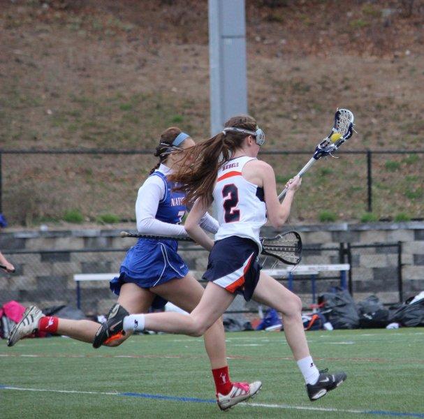 Seana Cofsky Leads the Girls Lacrosse Team into the Postseason