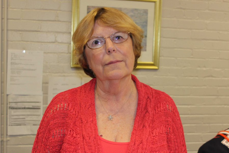 After 26 years at WHS, Mrs. Peck will be retiring at the end of this school year.