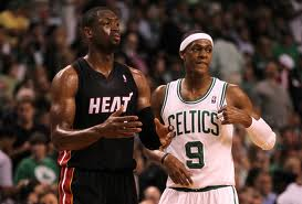 Rondo and Wade are both looking for that shot at a second ring.
