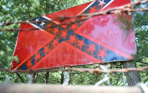 Vandalism of Confederate Flag Renews Debate on Rebel Pride
