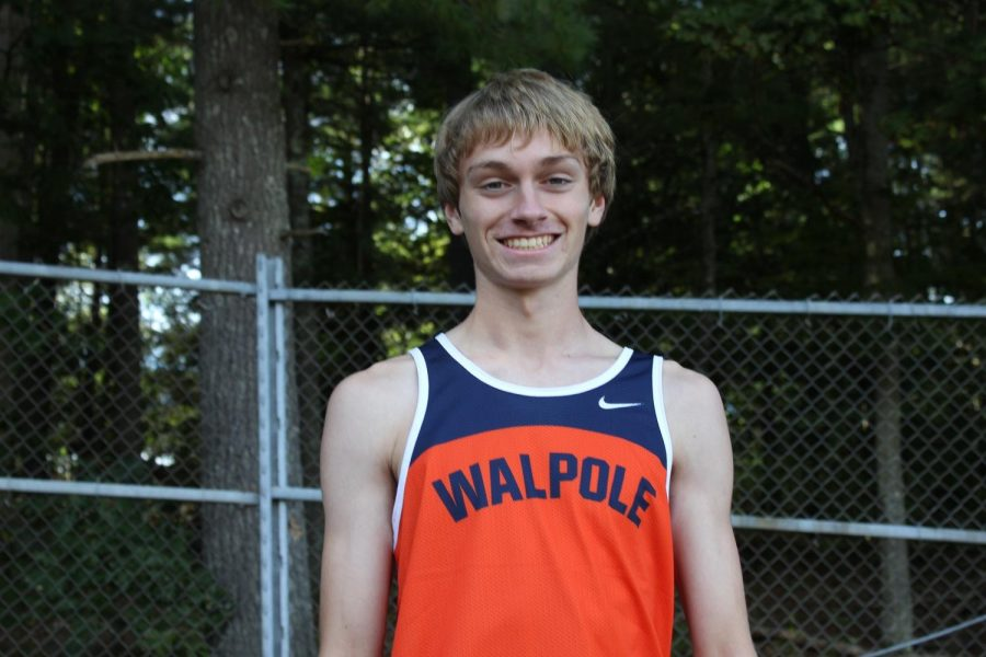 Walpole's Wolf Pack: XC Boys Preview