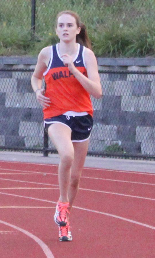 Freshman Alyssa Murphy Emerges as Elite Runner for Rebels XC