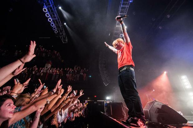 Ed Sheeran Gives Fans the Ultimate Concert Experience