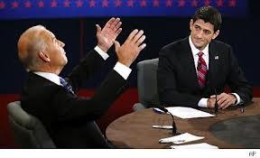 Joe Biden's eccentric attitude was on display in the Vice Presidential Debate last Thursday.