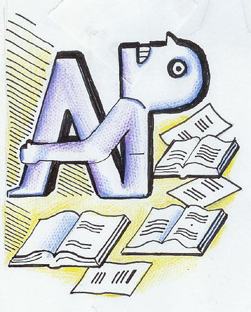 The AP Trap; Overloaded Schedules Become Counterproductive