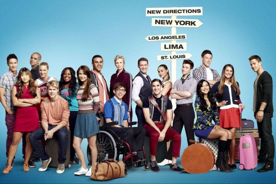 Glee Season Four Cast