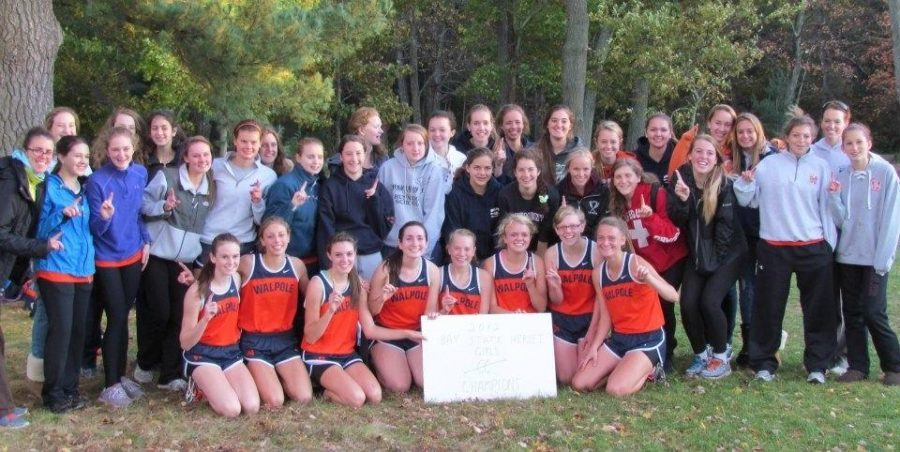 Girls XC Prepares for EMASS Division III Champsionship