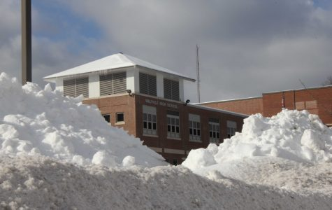 The school experienced a memorable superfluous amount of snow days two years ago.