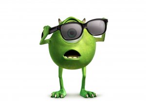 Mike Wazowski returns to the big screen in Disney's latest re-release.