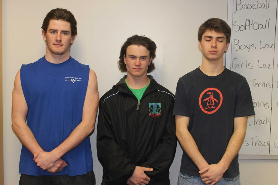 Jansen, Bailey, Driscoll Lead Boys Lax Force
