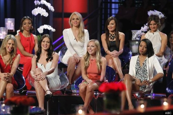 The bachelorettes from season seventeen reunited to discuss the season's highs and lows on The Bachelor: Women Tell All.