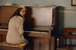 Spencer stays in Mona's old room at Radley Sanitorium.