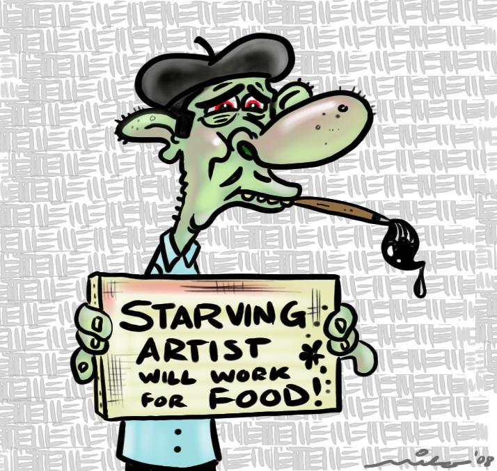 The Myth of the Starving Artist