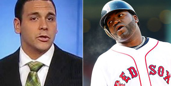 David Ortiz and AJ Clemente both have been subjects of recent media vulgarity.