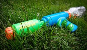 Many students buy SuperSoaker water guns to gain the advantage of thirty feet of squirting power to get their unsuspecting target from a distance.