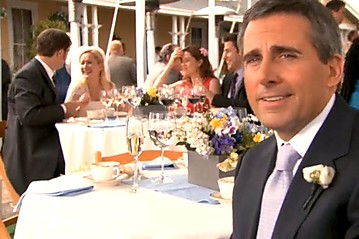 Michael Scott returns as Dwight's Best Man for the series finale of