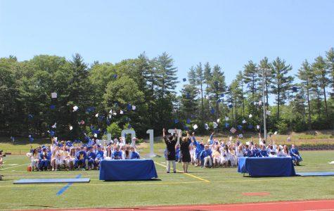 Walpole Community Bids Adieu to 2013 Graduates