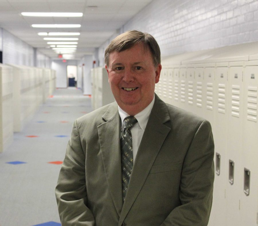 Walpole High prepares to say goodbye to History Department Head Tom Morris.