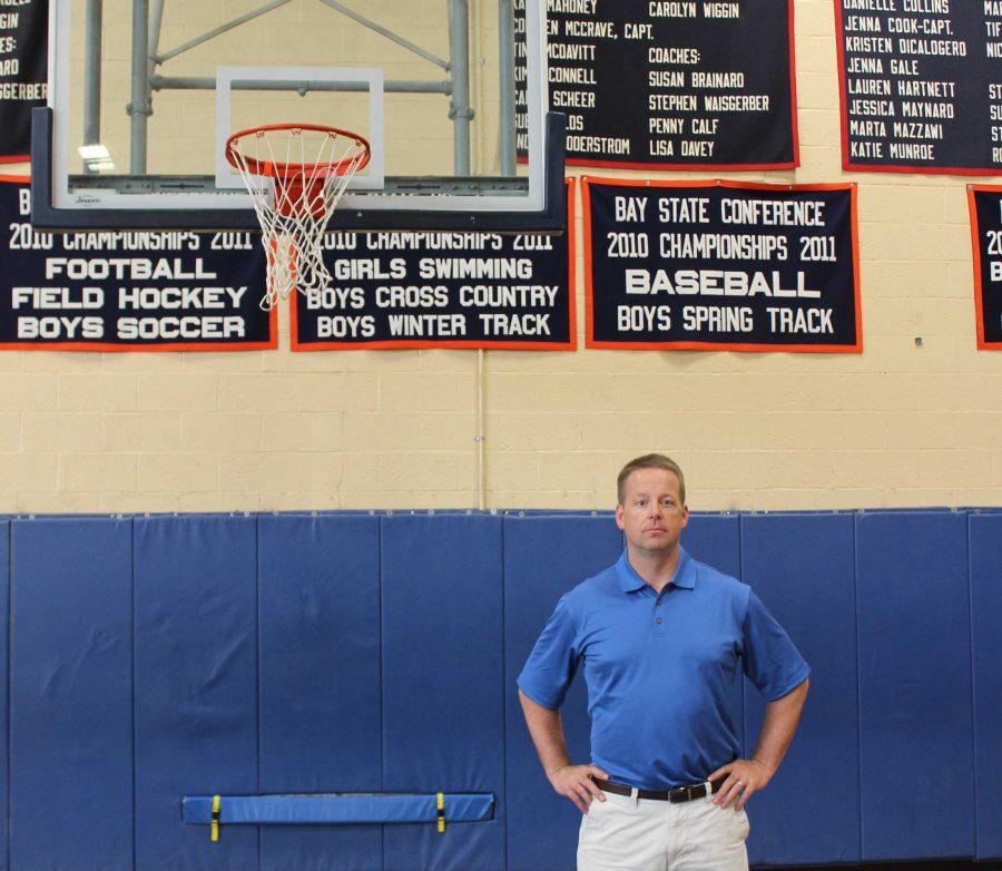 New Walpole High School Girls Varsity Basketball coach.